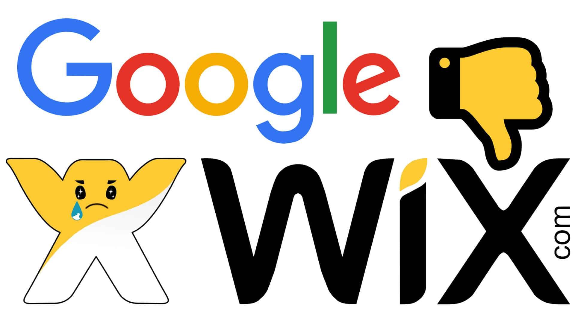 Wix não é bom para SEO e PageRank do Google