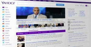 Portal Web Yahoo!